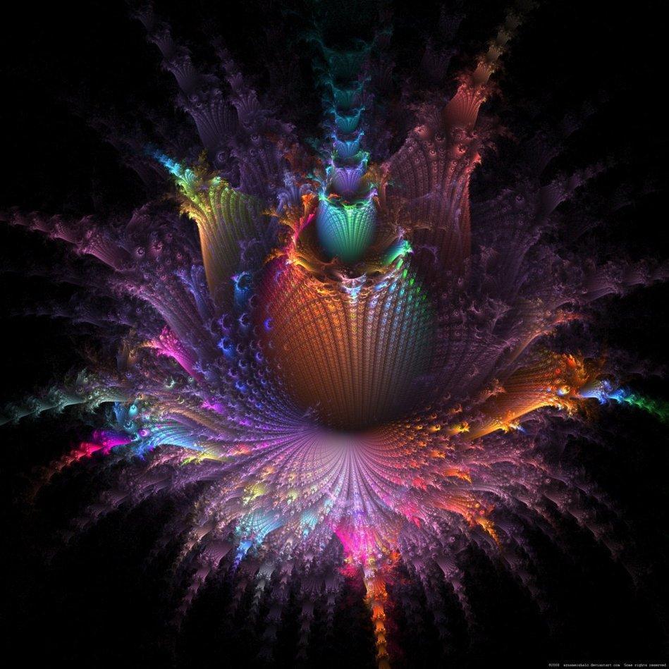 Arte Fractal … Otra visión de las Matemáticas … 45
