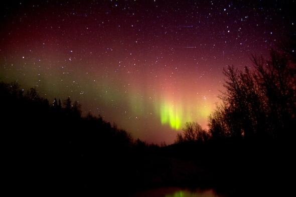 Aurora Boreal Alaska
